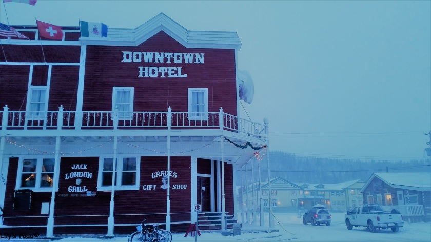 Lily's road_PVT Canada_DownTown Hotel
