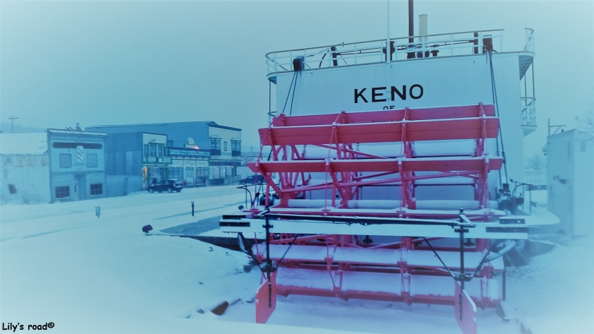 Lily's road_PVT Canada_Keno Boat