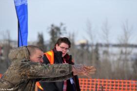 Lancer de hache, Yukon Sourdough Rendez-vous