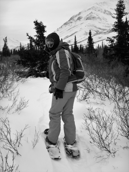 Lily's road_PVT Canada_Tombstone_Snowshoes_4