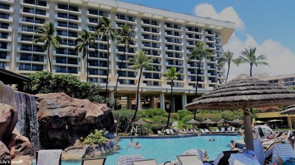 Maui_Blog voyage_Lily's road_Resort Maui