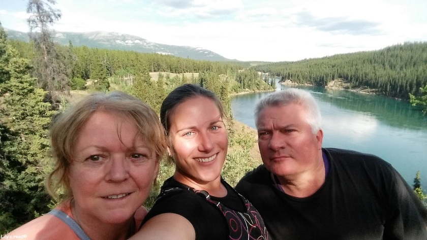 Lily's road_PVT Canada_Selfie