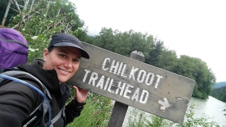 PVT Canada_Lily's road_Chilkoot trail_Départ