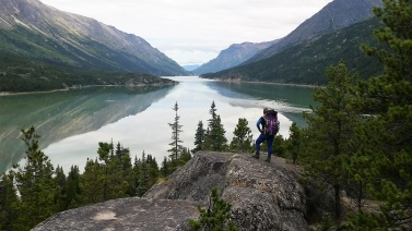 PVT Canada_Lily's road_Chilkoot trail_Lac Bennett