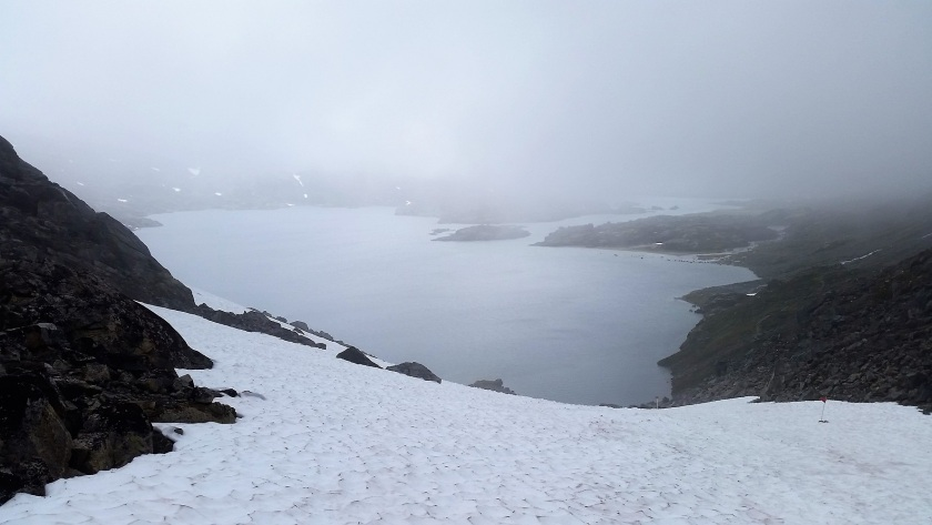 PVT Canada_Lily's road_Chilkoot trail_Lac Crater