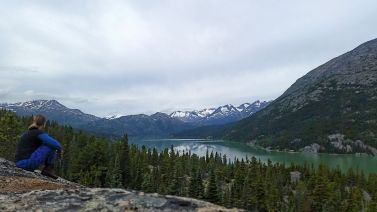 PVT Canada_Lily's road_Chilkoot Trail_Lac Lindeman_2