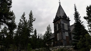 PVT Canada_Lily's road_Chilkoot trail_St Andrews Church