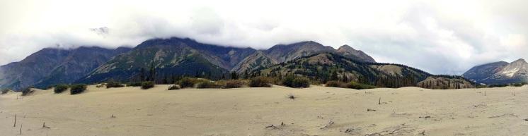 Les dunes de sable. ©Kelly Tabuteau