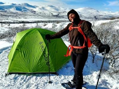 Yukon_Fish Lake_Camping_Hiver (13)