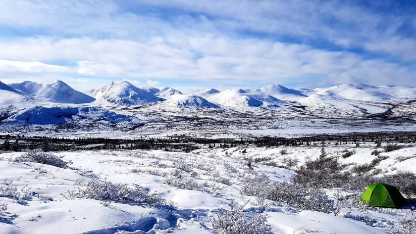 Yukon_Fish Lake_Camping_Hiver (15)